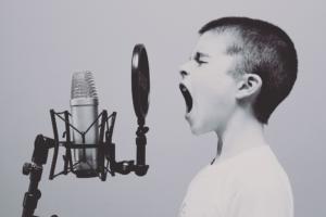 高音を出すトレーニング
