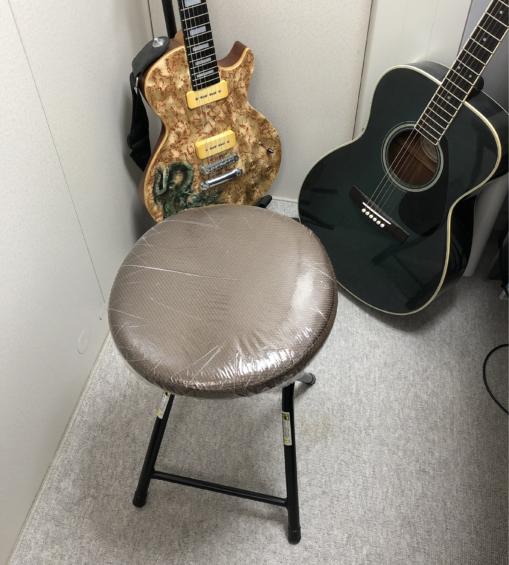 今までの僕んちの椅子